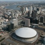 Louisiana Superdome New Orleans LA
